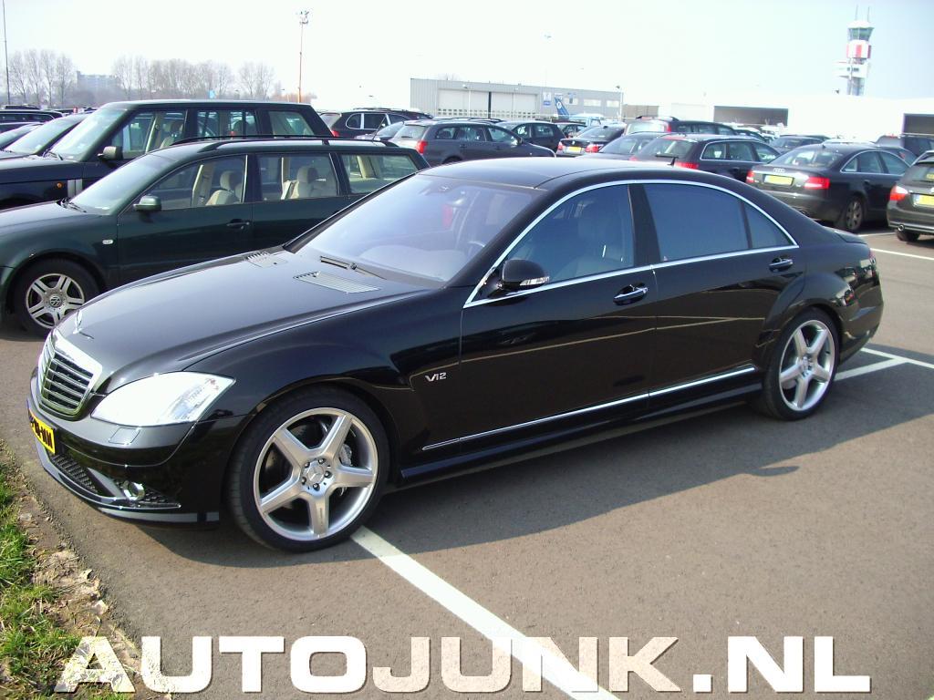 Mercedes benz s600l w221 foto 39 s 249 for Mercedes benz s600l