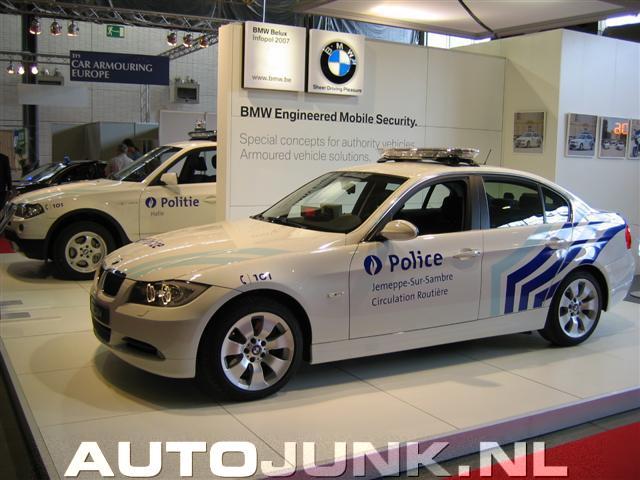 Belgische Politievoertuigen Allemaal Foto S 187 Autojunk Nl 1695