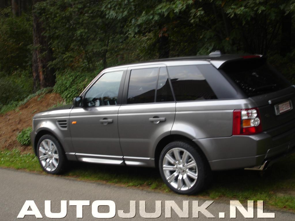 Land Rover Range Rover Sport Stormer Edition - More information