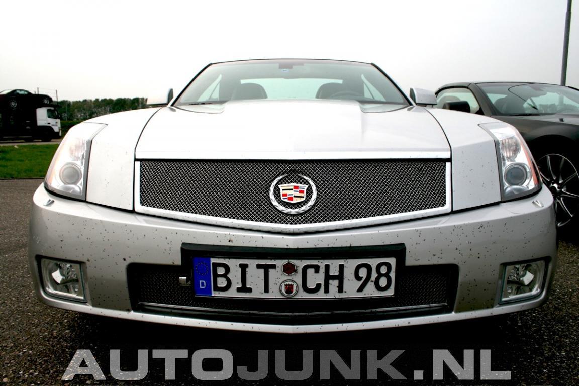 Cadillac V series foto s Autojunk 3139