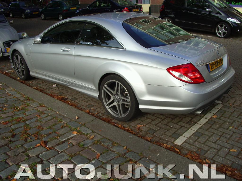 Mercedes benz cl63 amg maybach 57 foto 39 s for 57 mercedes benz