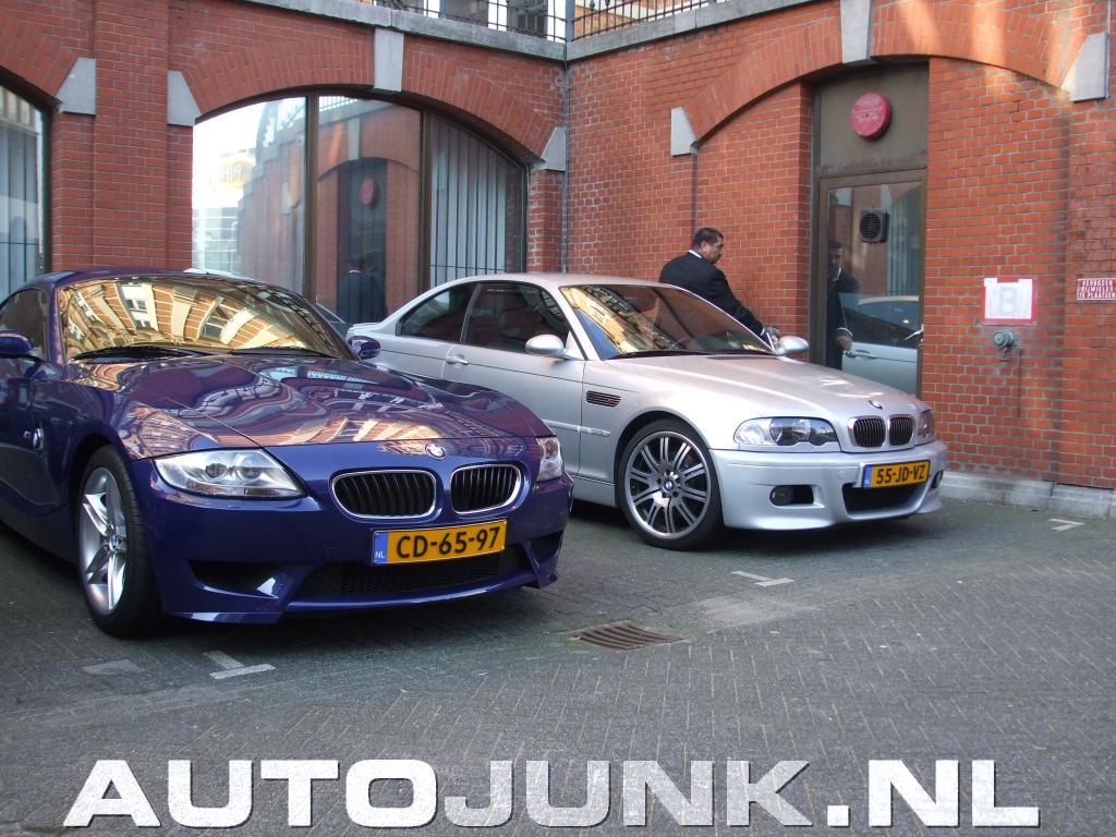 Bmw M3 + Z4 M Coup u00e9 + Mustang Mach 1 foto u0026#39;s    Autojunk nl (4070)