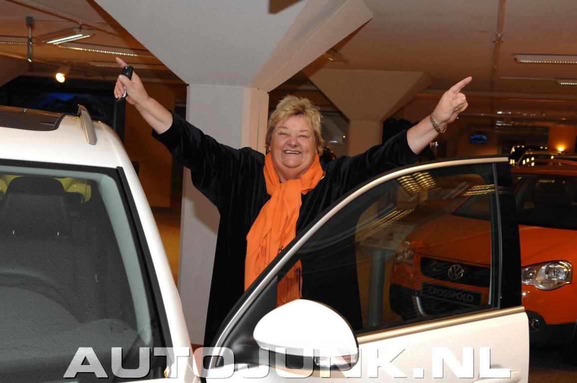 Erica Terpstra met Tiguan foto's » Autojunk.nl (4325)