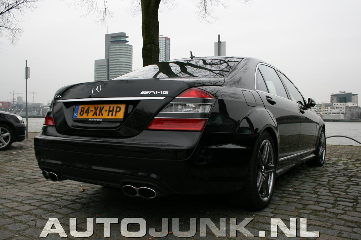 Mercedes benz s65 amg foto 39 s 4656 for 2008 mercedes benz s65 amg