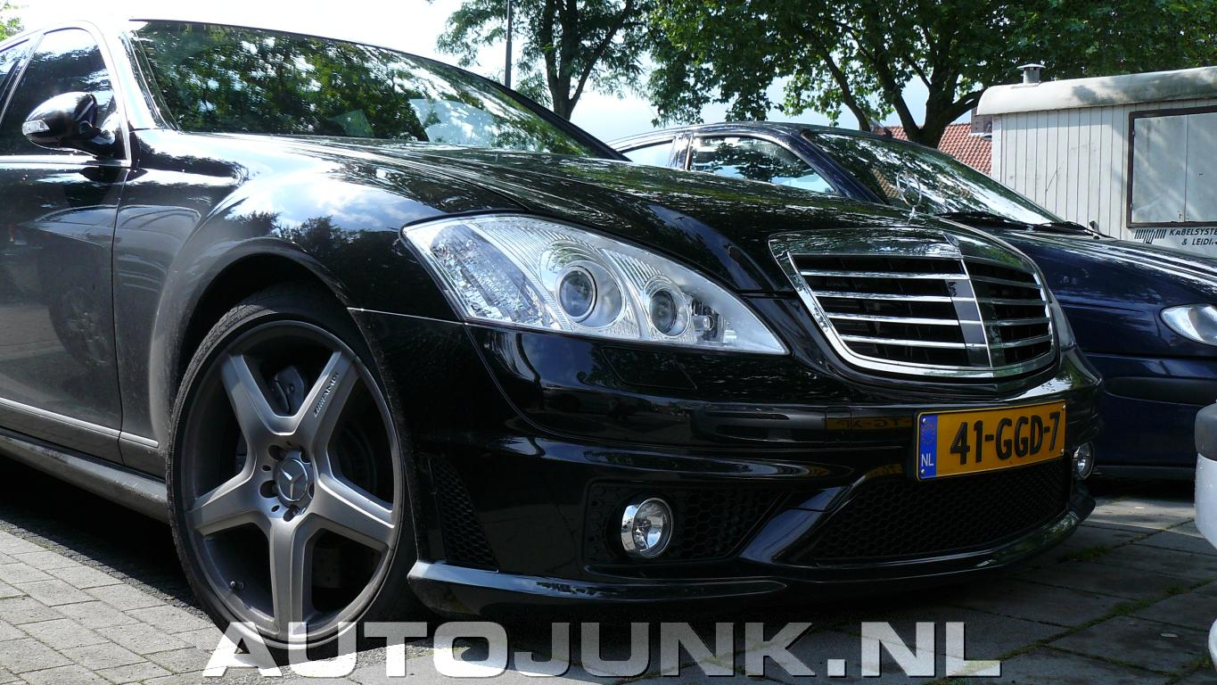 Mercedes benz s65 amg foto 39 s 11269 for 2008 mercedes benz s65 amg