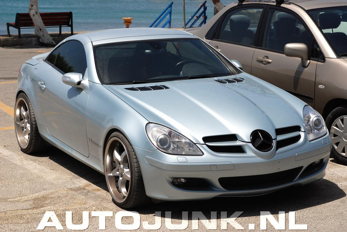 Mercedes benz slk 350 amg foto 39 s 12131 for Mercedes benz slk 350 amg