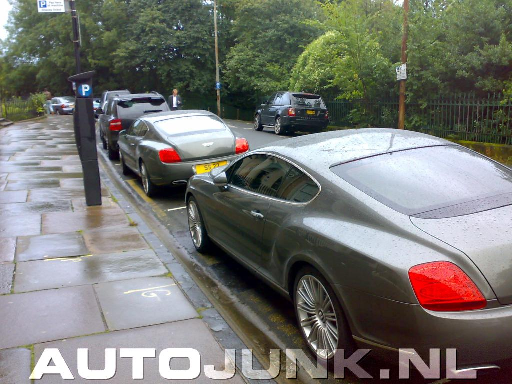 Bentleys in glasgow foto 39 s 13578 for O garage arnage