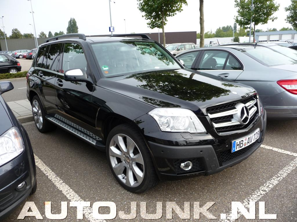 mercedes benz glk 320 cdi foto 39 s 14253. Black Bedroom Furniture Sets. Home Design Ideas