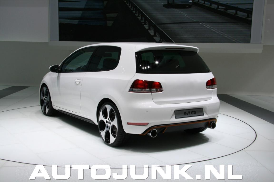 volkswagen golf vi gti achterkant aangepast foto 39 s. Black Bedroom Furniture Sets. Home Design Ideas