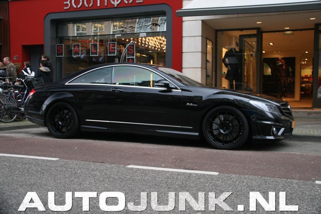 Mercedes benz cl63 amg black series foto 39 s for 2009 mercedes benz cl63 amg