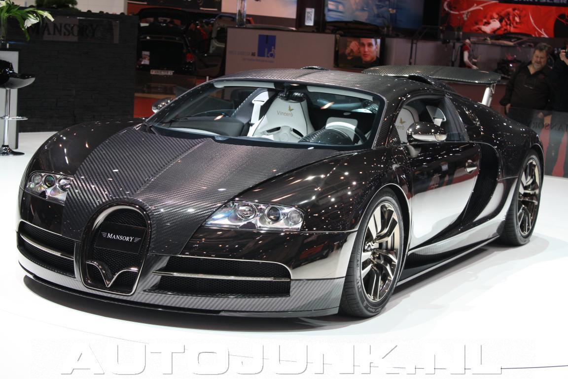 bugatti veyron mansory vincero price bugatti veyron