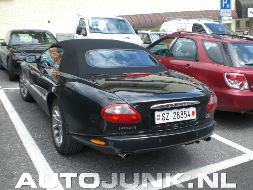 jaguar xkr cabrio foto 39 s 21318. Black Bedroom Furniture Sets. Home Design Ideas