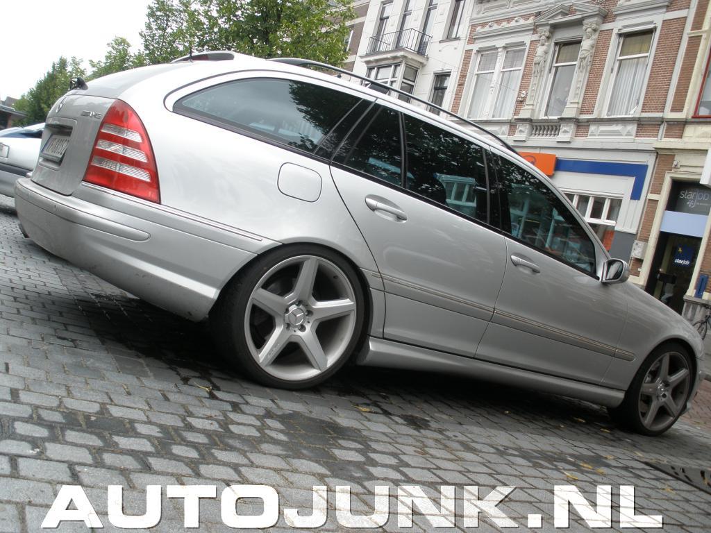 Mercedes benz c30 cdi amg bi 03 396892 for C30 mercedes benz
