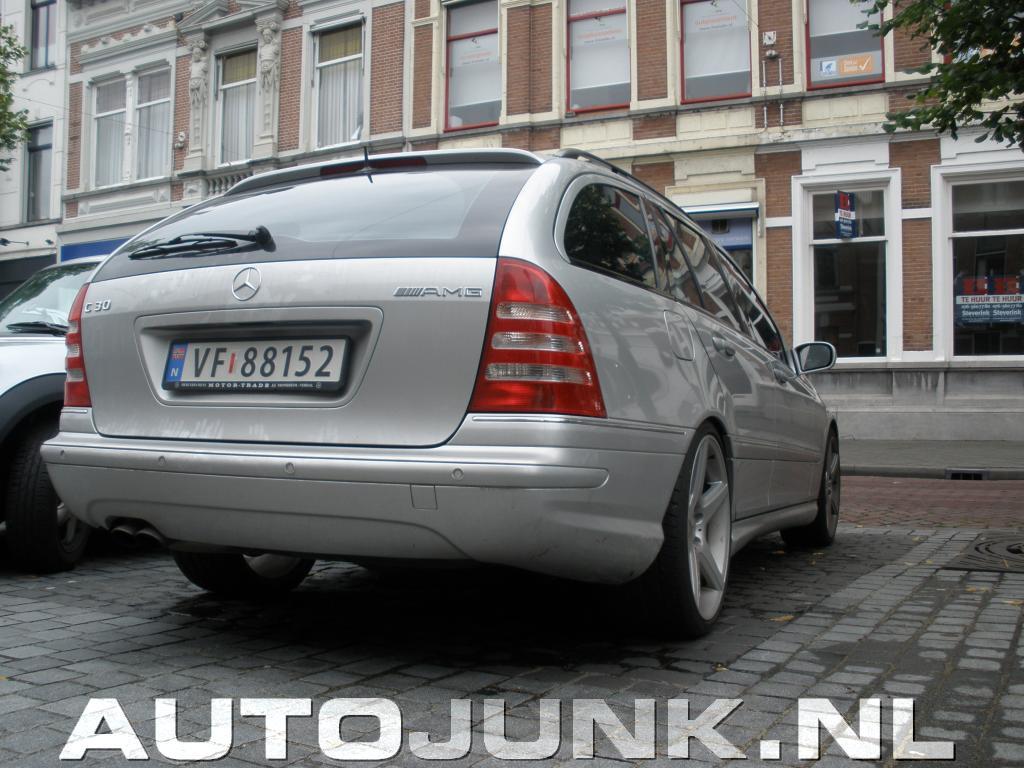 Mercedes c30 amg wiki for C30 mercedes benz