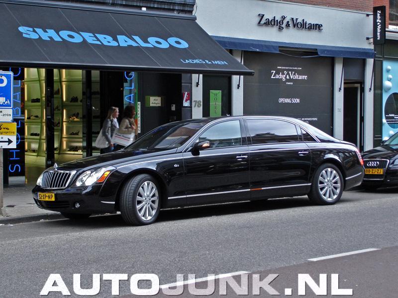 Chris Luken & z'n Maybach 62S foto's » Autojunk.nl (23632)
