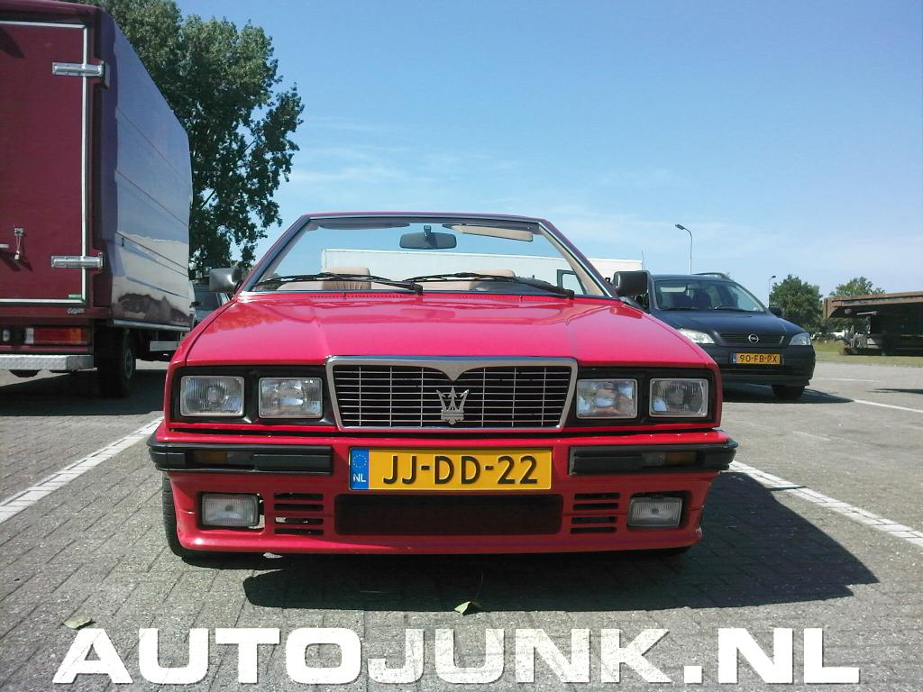 1984 Maserati 425 related infomation,specifications ...