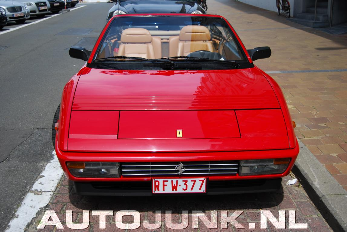 ferrari mondial t foto 39 s 26413. Black Bedroom Furniture Sets. Home Design Ideas
