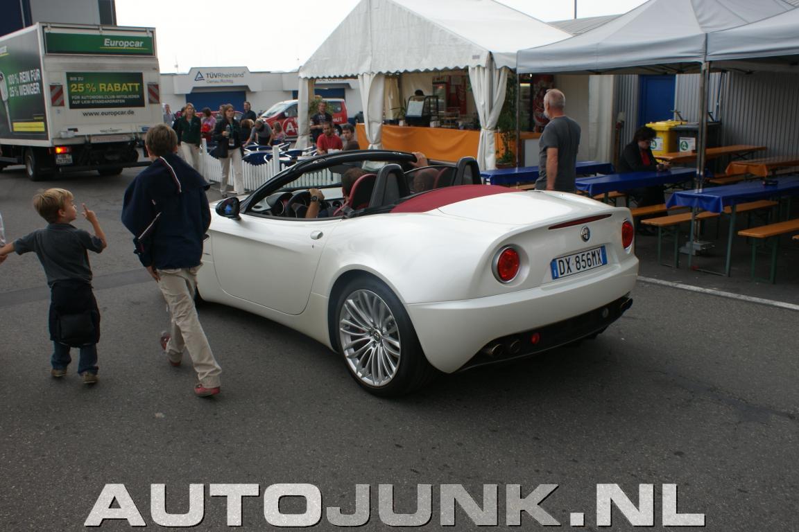 Nurburgring: Alfa Romeo