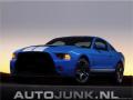 Foto: Mitsubishi Mustang Photoshop