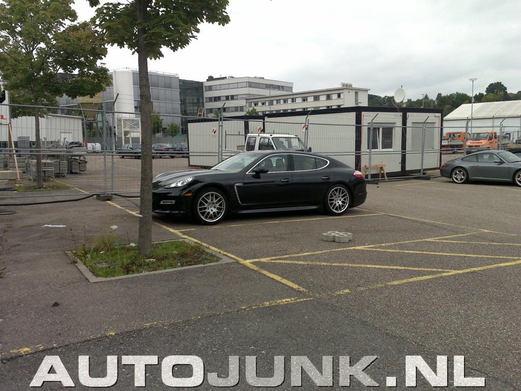 Mis Fabricage van de Porsche Panamera?? foto's » Autojunk ...
