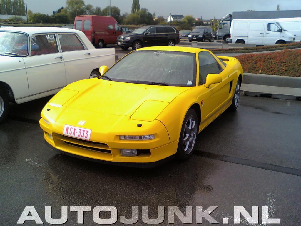 Honda NSX foto's » Autojunk.nl (30699)