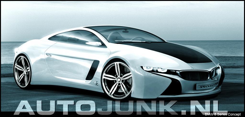 Bmw 8 Series Concept Foto S 187 Autojunk Nl 30818