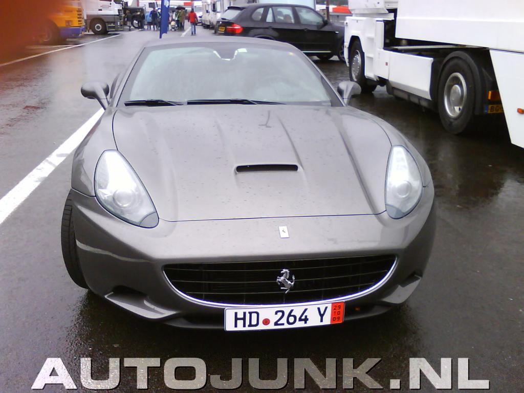 Ferrari California foto's » Autojunk.nl (31303)