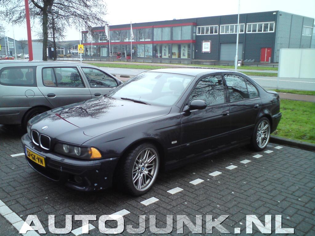 BMW E39 M5 in Goes [2] FOTO »