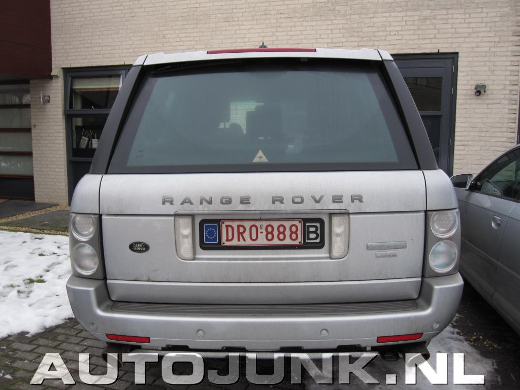 Range Rover Autobiography TDV8