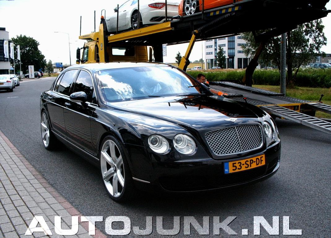 Bentley Continental Flying Spur foto's » Autojunk.nl (34928)