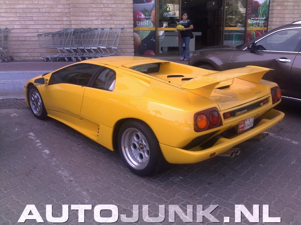 2010 Lamborghini Diablo VT photo - 3