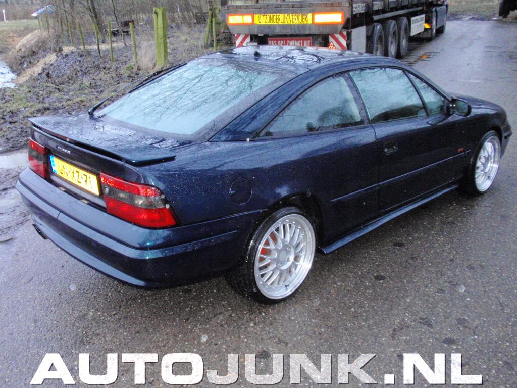 opel calibra 4 turbo - photo #46