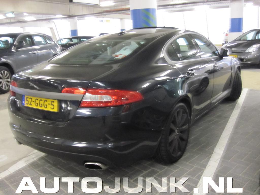 Jaguar Xf Zwart Fotos Autojunknl 37650