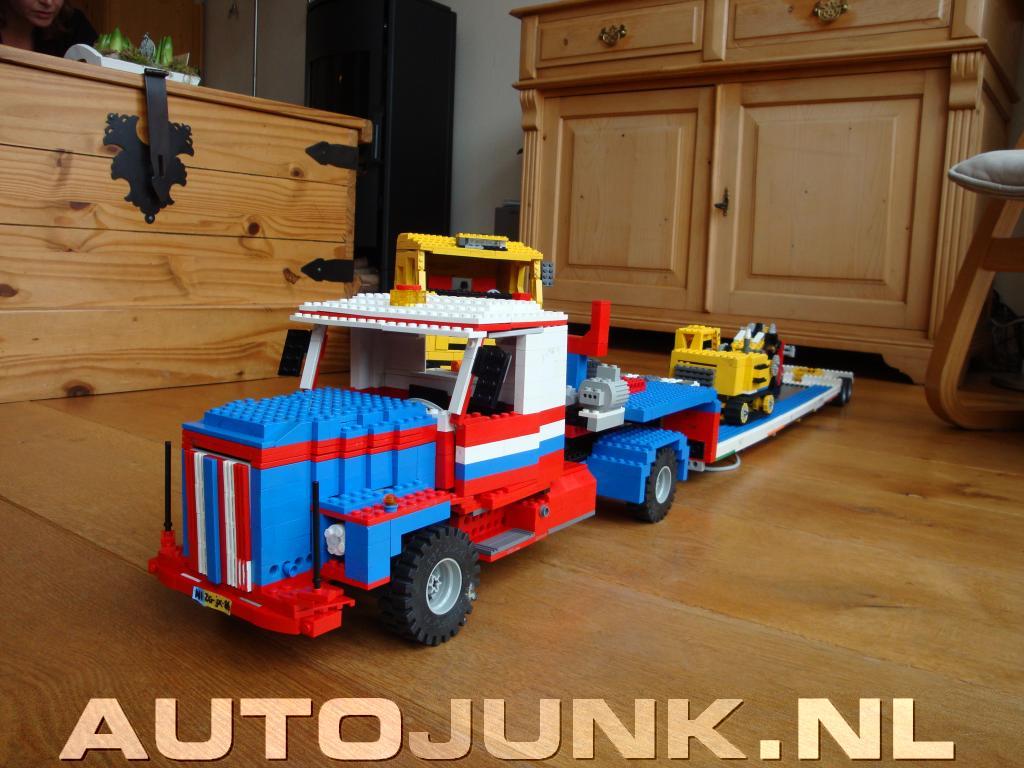 Super lego vrachtauto scania 111ls foto's » Autojunk.nl (38159) UR-52