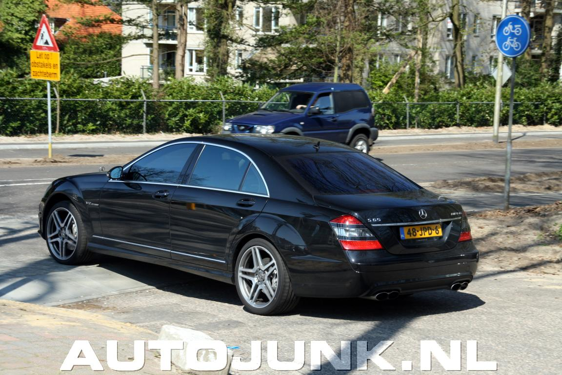 Mercedes benz s65 amg foto 39 s 38708 for Mercedes benz s600 amg 2010