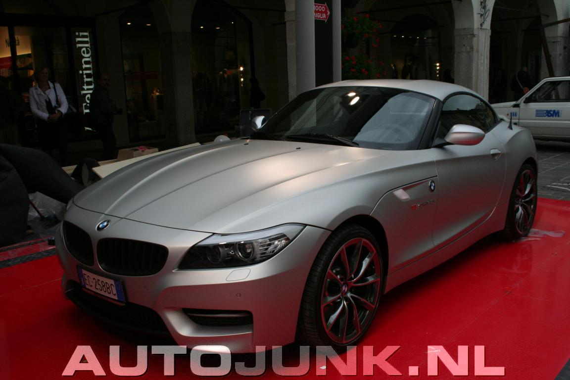 Limited Edition Bmw Z4 Sdrive35is Mille Miglia Foto S