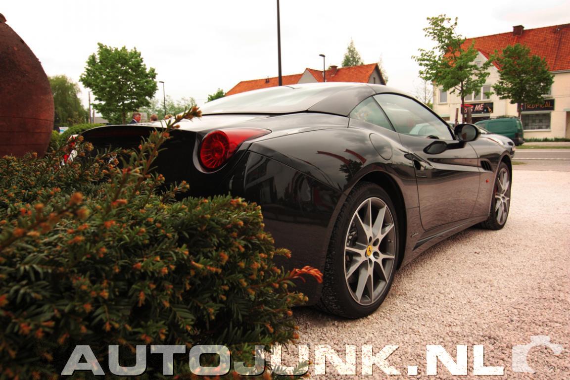Ferrari California foto's » Autojunk.nl (40073)