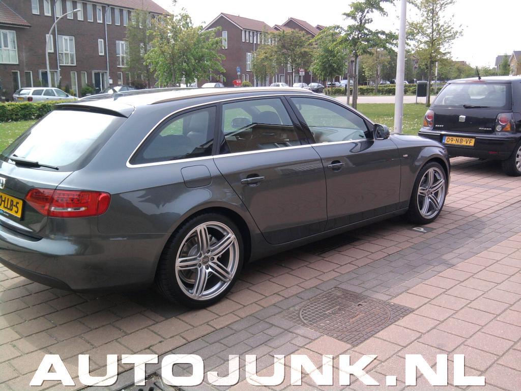 Audi A4 Avant S Edition 1 8 Abt Daytonagrijs Foto S