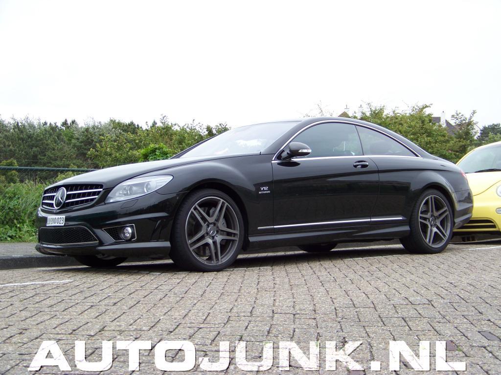 Mercedes cl65 amg v12 biturbo specs for Mercedes benz amg v12 biturbo