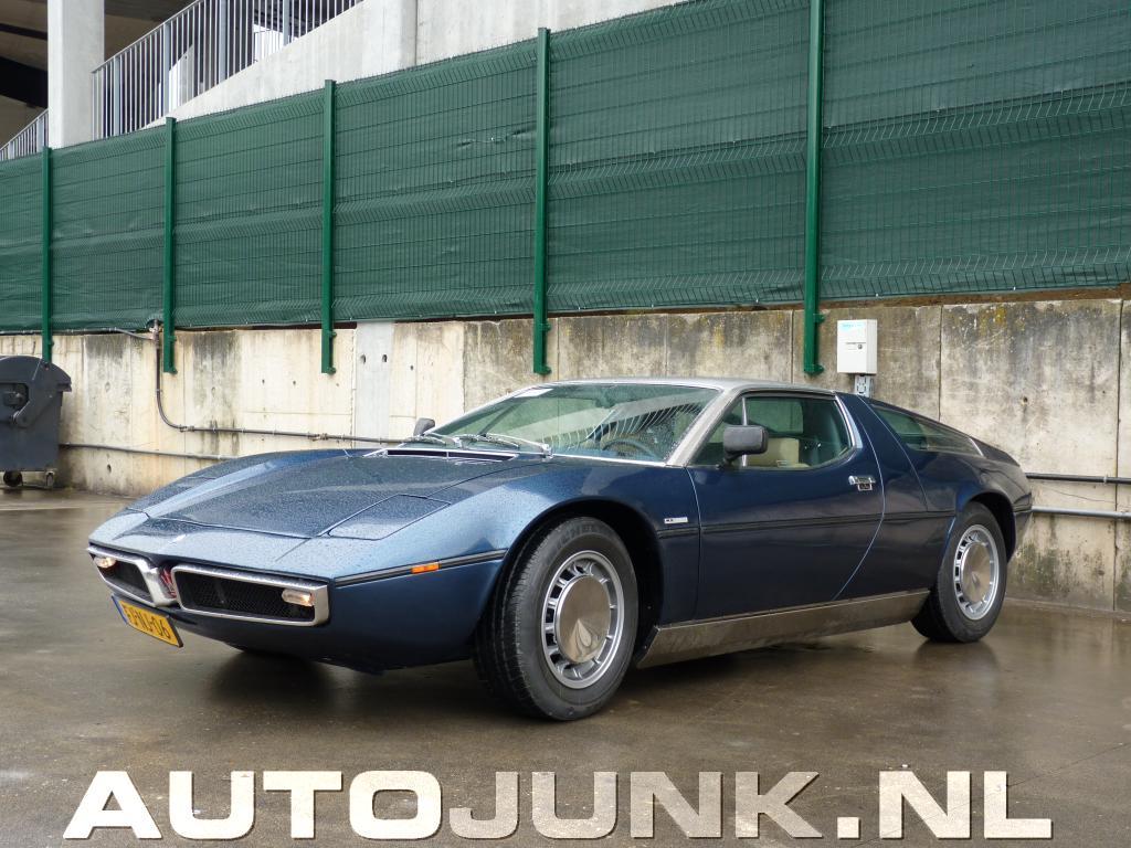 Maserati bora foto39s autojunknl 42300 for Bora küchenger te preise