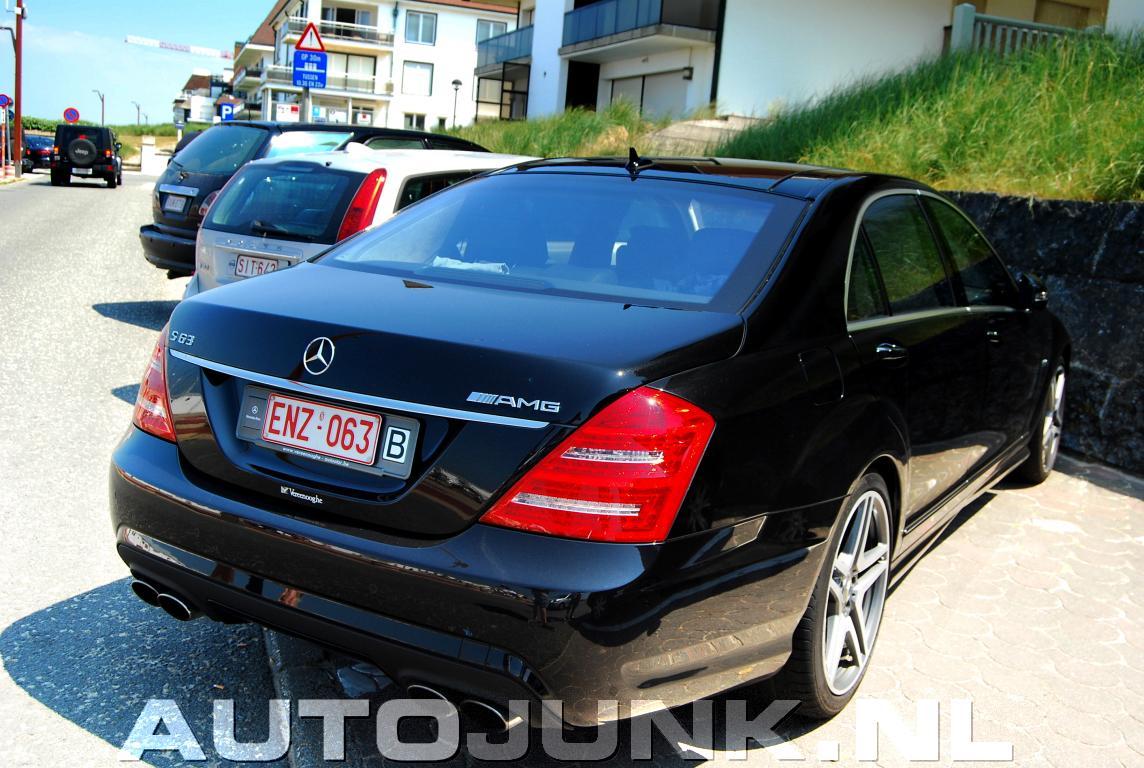 Mercedes s amg foto autojunk