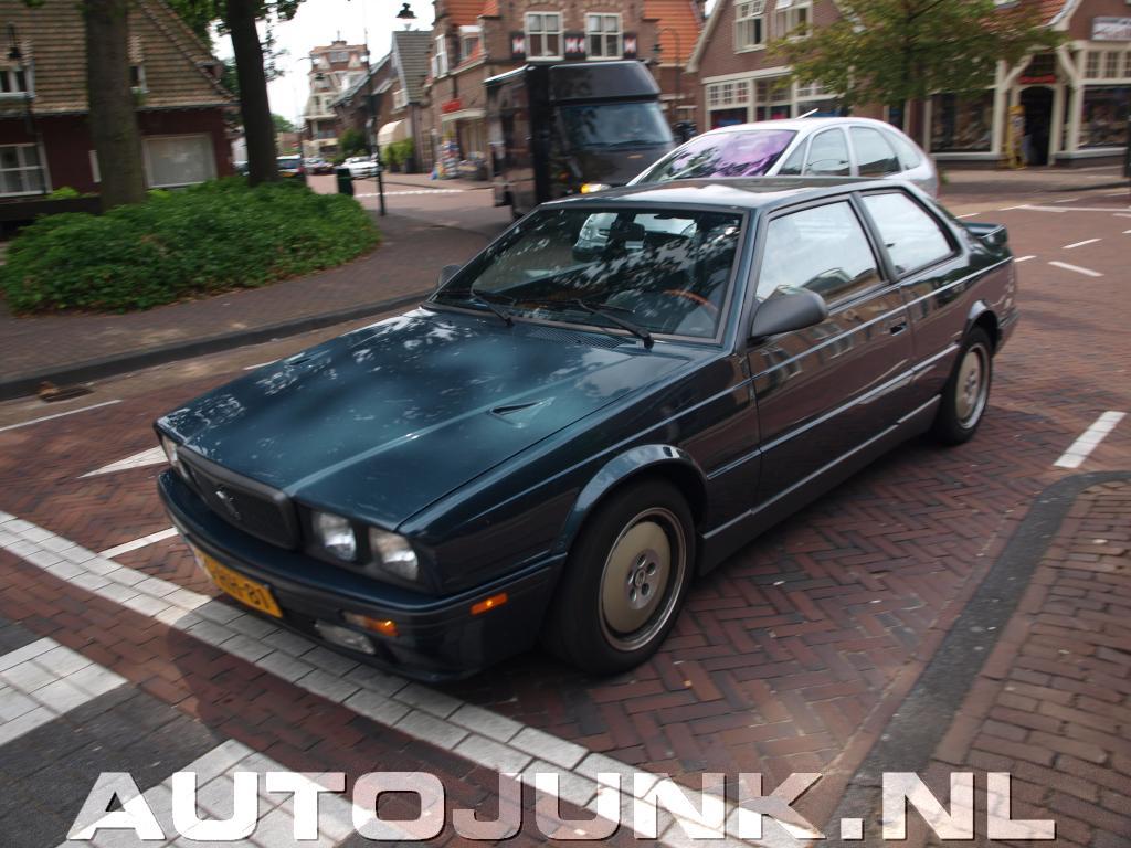 Maserati 222 se foto's » Autojunk.nl (44234)