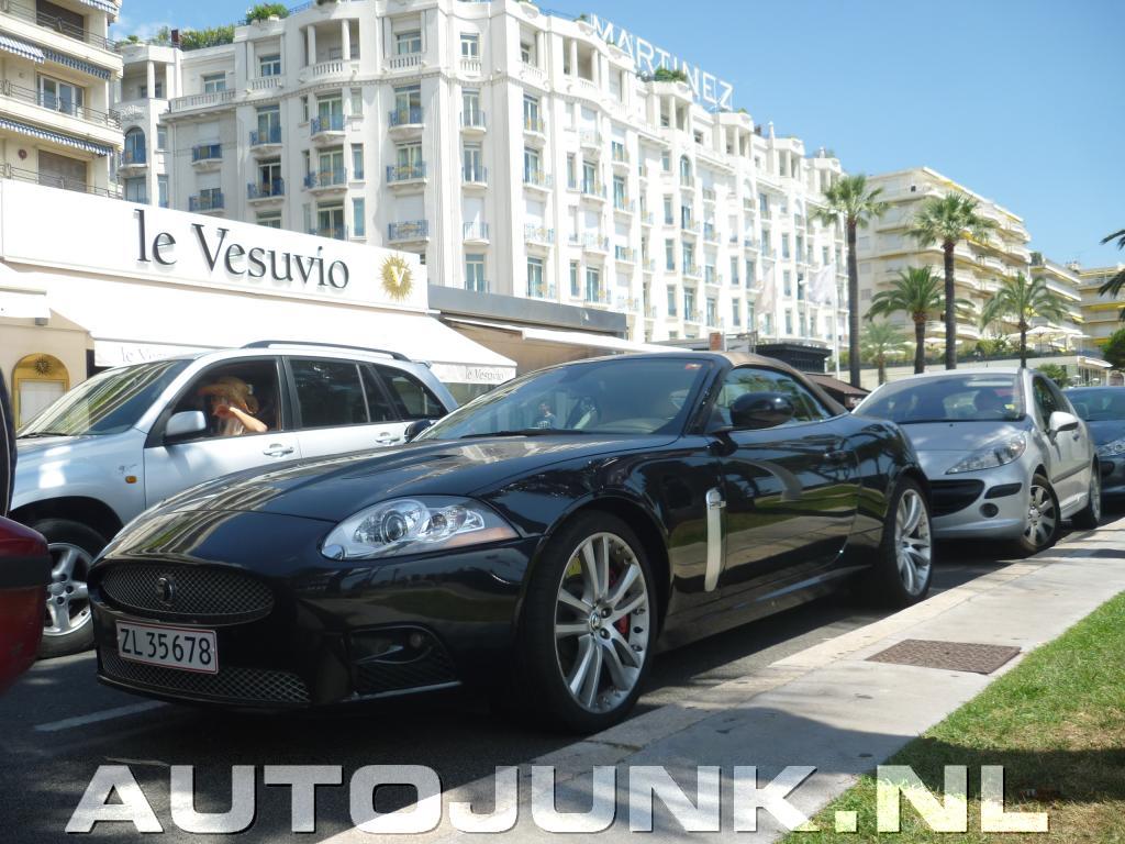 jaguar xkr cabrio foto 39 s 45583. Black Bedroom Furniture Sets. Home Design Ideas