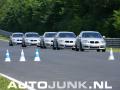 Foto: BMW 1 Serie Coupe's - 5 op 1 rij