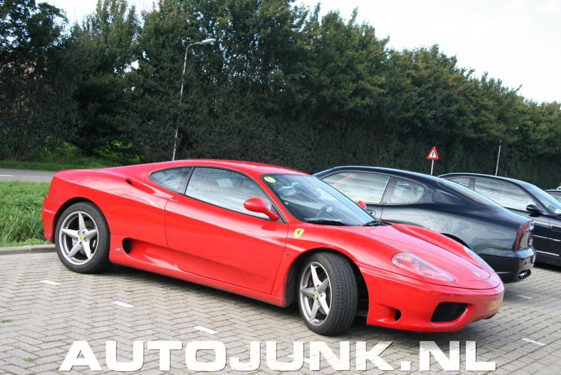 2010 Ferrari 360 Modena photo - 2