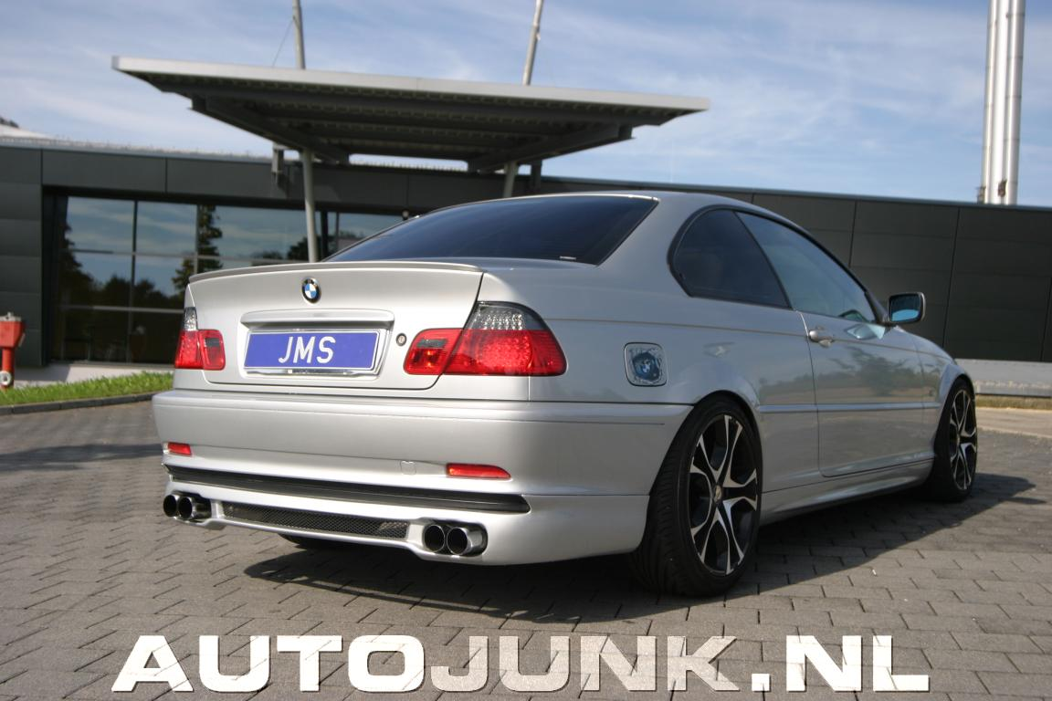 bmw e46 coupe tuning styling van jms foto 39 s autojunk. Black Bedroom Furniture Sets. Home Design Ideas