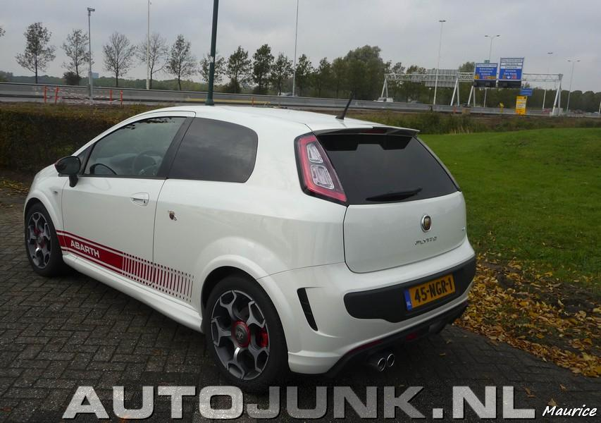abarth punto evo abarth grande punto foto 39 s autojunk. Black Bedroom Furniture Sets. Home Design Ideas