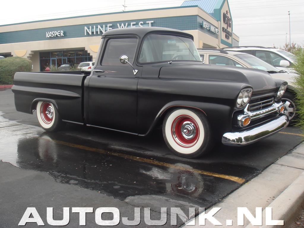 oldschool chevrolet pickup foto 39 s 51239. Black Bedroom Furniture Sets. Home Design Ideas