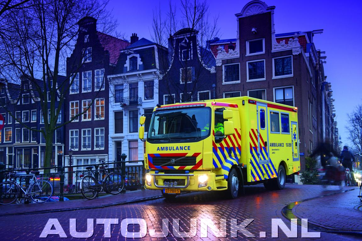 Volvo Fl12volvo Fm 500 Vroom Www Trucks Cranes Nl Ccmv Classic Fl6 Fuse Box Bijzondere Fl Micu Ambulance Voor Vza Foto S