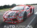 Foto: Lamborghini Aventador betere lijnen